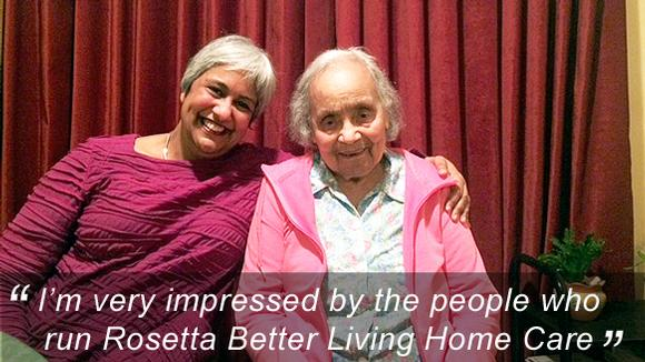 The People we Care For, Home Care in London
