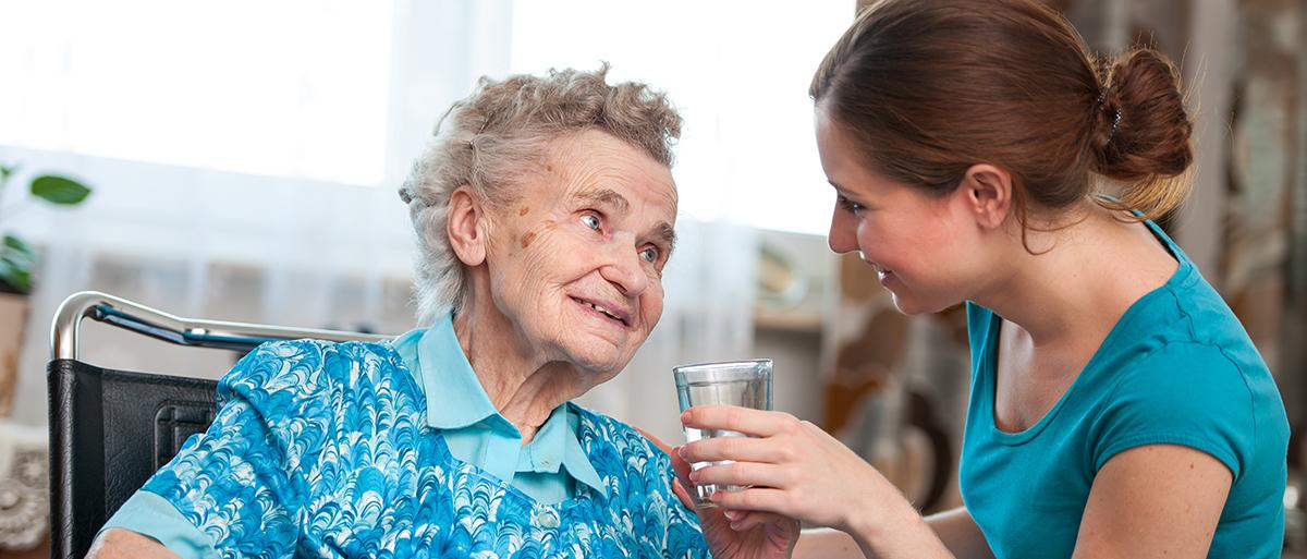 Elderly support as part of our Home Care in London