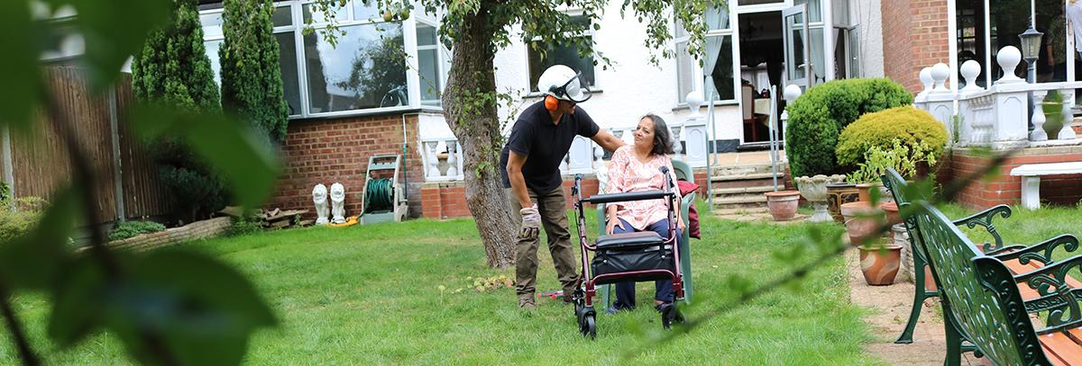 Help at home with our Home Care in London